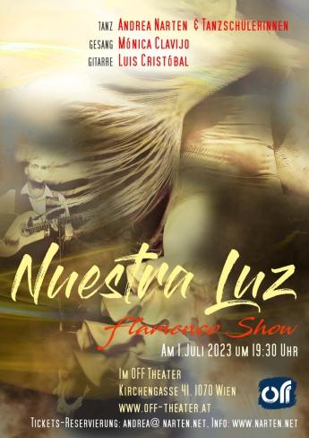 Flamenco Fusion Show Wien 2020 si o no